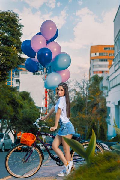 Do u like my ballons?