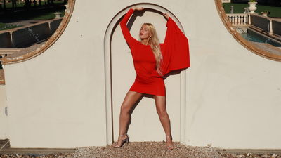 Red dress Oh 2